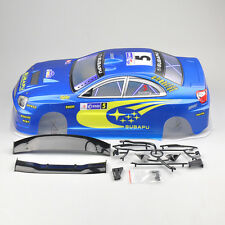 Painted Body Shell Rear Wing190m N#S9BFor 1/10 RC Model On Road Drift Racing Car