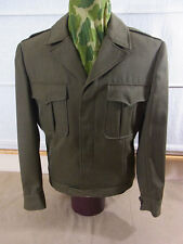 size XL - US ARMY WW2 Vintage M44 Ike Jacket / M-1944 Jacke Fieldjacket