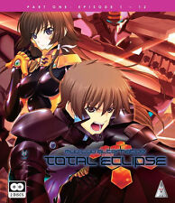 Muv-Luv Alternative . Total Eclipse . Part 1 . Ep. 01-12 . Anime . 2 Blu-ray NEU