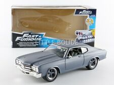 JADA TOYS 1/24 CHEVROLET Doms Chevelle SS - Fast and Furious 97835G