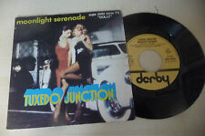 "TUXEDO JUNCTION""MOONLIGHT SERENADE-disco 45 giri DERBY It 1978"" SIGLA TV"