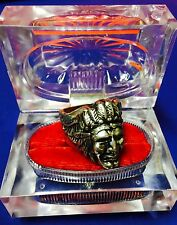 "INDIAN MOTORCYCLE MAN'S RING ~ ""CHIEF"" NICKLE PLATED~ SZ 10...SHIPS FREE!"