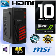 Gaming-PC-Intel Core I5 6500-16GB RAM-6GB Geforce GTX1060-1TB HDD-Windows 10 PRO