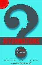 Afformations®: The Miracle of Positive Self-Talk, St. John, Noah, Books