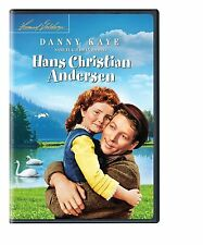 HANS CHRISTIAN ANDERSEN (1952 Danny Kaye) -  DVD - REGION 1 - New & sealed