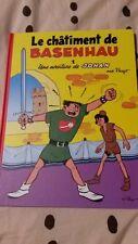 BD Le châtiment de Basenhau - Une aventure de Johan - Peyo