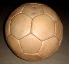 Genuine LEATHER Soccer ball, Size 5, 32 Panels