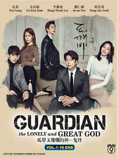 DVD Korean Drama Series Guardian The Lonely And Great God (GOBLIN) English Sub