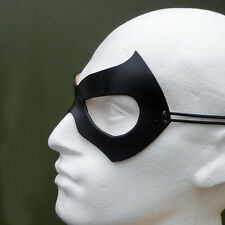 ROBIN Mask Leather Young Justice cosplay Costume Halloween Fancy Dress Mask
