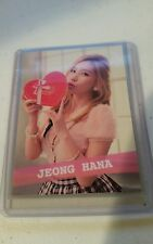 Secret Hana i do i do japan official Photocard Card Kpop K-pop apink 2ne1 snsd