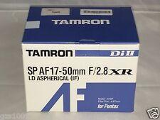 Last!! Tamron AF 17-50mm F2.8 LD Di-II XR Aspherical AF IF Lens For PENTAX RICOH