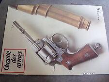 $p Revue Gazette des armes N°117 Mauser modèle 1871  Wa 2000  sabre 1767