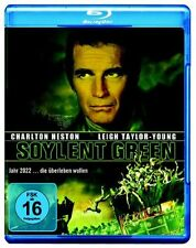 SOYLENT GREEN - Blu-Ray Disc -