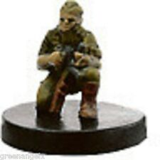 AXIS AND ALLIES MINIATURES - (RO) VIGILANT LIEUTENANT