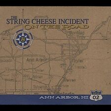 String Cheese Incident- 'On The Road'- Ann Arbor, MI- 04-14-02-  3CD