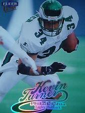 NFL 93 Kevin Turner Philadelphia Eagles Fleer Ultra 1999
