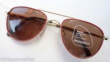 Eschenbach rote Sonnenbrille sportlich Jungen hochwertige optische Gläser NEU