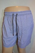 MR. SWIM Man's Swimming Dotted Nylon Shorts Trunks  NEW  Size Large   Retail $75