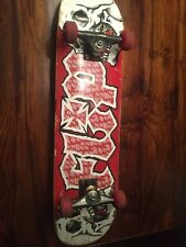 Flip Skateboard With Venture trucks and Spitfire Wheels used