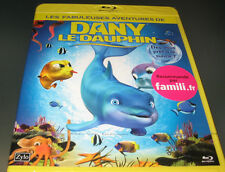 Les Fabuleuses Aventures de DANY LE DAUPHIN   //  BLU RAY NEUF //