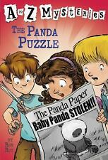 The Panda Puzzle (A to Z Mysteries) Roy, Ron Paperback