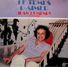 ++JEAN HUMENRY & L'EQUIPAGE le temps d'aimer LP 1977 UNIDISC avant dix ans EX++