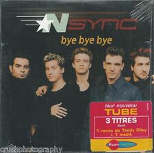 NSync Bye Bye Bye CD Single FRANCE IMPORT STILL SEALED Justin Timberlake