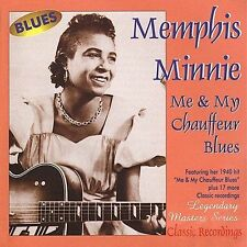 NEW - Me & My Chauffeur Blues by Minnie, Memphis