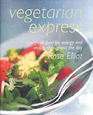 Vegetarian Express: High Energy Food That is Quick to Prepare: High Energy Food
