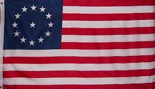 COWPENS FLAG - 3RD MARYLAND REGIMENT 1781 - PATRIOT - AMERICAN REVOLUTION