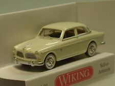Wiking Volvo Amazon, weiss - 0228 01 - 1/87