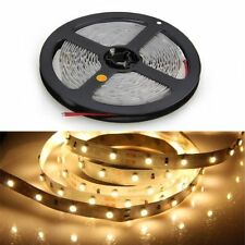 5M 300 3528 SMD LED Leiste Strip Streif Warmweiss fuer Boot DE