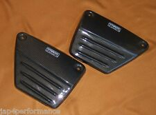 YAMAHA VMAX V-MAX CARBON SIDE COVERS 1985 - 2001