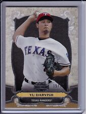 Yu Darvish 2014 Topps Triple Threads Gold Base Parallel Card #'d /99