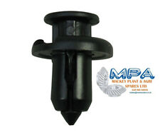 10 x MSI Auto Fastener Push Rivets MS0017 (OEM 91503-SZ3-003)