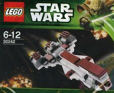 Lego Star Wars Republic Frigate 30242 Polybag BNIP
