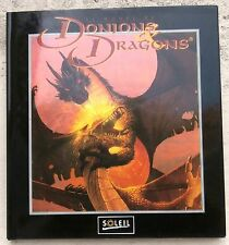 Les Peuples de Donjons et dragons  1 EO 94 + jaquette NEUF Caldwell Easley Field