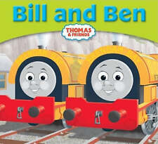 NEW - THOMAS and FRIENDS ( 12 ) BILL and BEN  (Heroes)  STORY LIBRARY