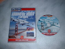 ✈️ AROUND THE WORLD IN 80 FLIGHTS ~ FLIGHT SIMULATOR X FS2004 FSX ADD-ON