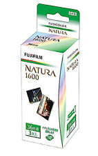 FUJIFILM Natura 1600 35mm Color film 36 Exps 3 Rolls : with tracking : JAPAN