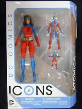 "DC Comics icone #12 ""CM"" Action Figure (DC Collectibles) NUOVO"