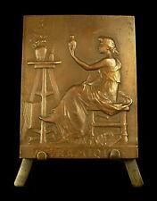 Médaille L'art de la céramique art of ceramics Potter Potier sc Prud'homme Medal
