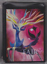 Pokemon Card Gym Challenge Promo Sleeve Xerneas Fairy Type (64)