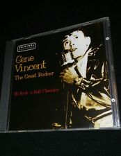 Gene Vincent The Great Rocker 1996 UK