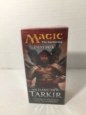 Conquering Hordes Magic the Gathering mtg EVENT DECK Khans of Tarkir