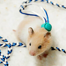 Animal Leash Rope For Hamster Mouse Squirrel Sugar Glider Harness Leashes