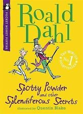 Spotty Powder and other Splendiferous Secrets (Pocket Money Puffins), Roald Dahl