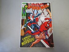 The Amazing Spider-Man #101 Comic Book 1st Appearance Morbius KEY