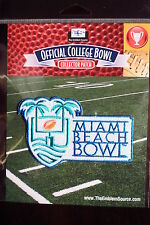 NCAA College Football Miami Beach Bowl Patch 2014/15 Memphis, BYU
