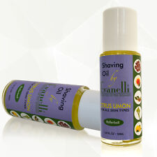 ALL NATURAL SHAVING OIL BY EVANELLI-ROLLERBALL
